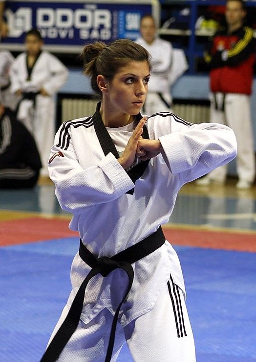 Instructor Maria Marcheva